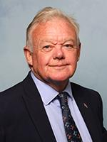 Councillor Kenny McCreary