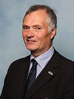 Councillor Alex Allison