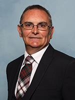 Councillor Hugh Macdonald