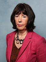 Councillor Margaret B Walker