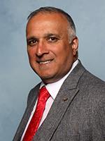 Councillor Mo Razzaq